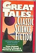 Great Tales of Classic Science Fiction by…
