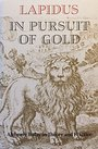 In Pursuit of Gold: Alchemy Today in Theory and Practice - Lapidus