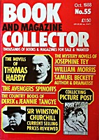 Book and Magazine Collector October 1988 -…