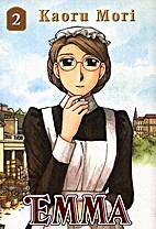 Emma, Volume 2 by Kaoru Mori
