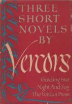 Three Short Novels by Vercors