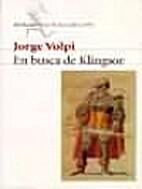 En busca de Klingsor by Jorge Volpi…