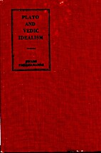 Plato and Vedic idealism by swami.…