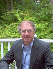 Author photo. Eric Chaisson at his home near Walden Pond in Concord, Massachusetts