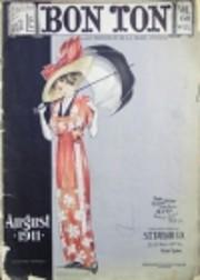 Le Bon Ton, 1911 August by S.T. Taylor Co.