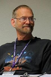 Author photo. Michael W. Carroll