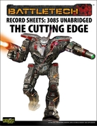 Record Sheets: 3085 Unabridged - The Cutting…