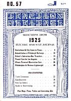 Traction Heritage n°57, vol. 10, N°3…