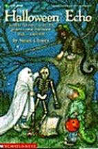 Halloween Echo (A Little Apple Paperback) by…