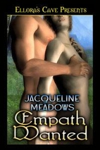 Empath Wanted by Jacqueline Meadows
