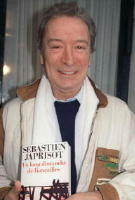 Author photo. Sébastien Japrisot (Jean-Baptiste Rossi), 1931-2003 from <a href=&quot;http://www.librarything.com&quot;>Life in Legacy</a>