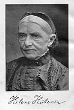 Author photo. Helene Hübener