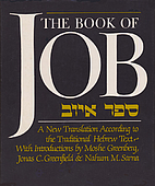 The Book of Job: A New Translation According…