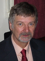 Author photo. Laurence Boyce at the English language Wikipedia, via Wikimedia Commons