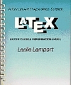 Latex Document Preparation System Users by…