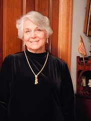 Author photo. Judith Grow