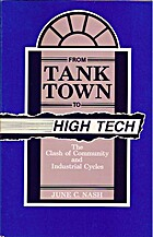From Tank Town to High Tech: The Clash of…