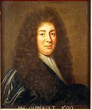 Author photo. Philippe Quinault. Wikipedia.