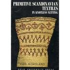 Primitive Scandinavian textiles in knotless…