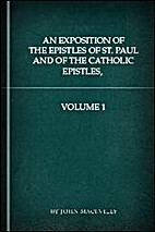 An Exposition of the Epistles of St. Paul…