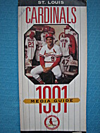 St. Louis Cardinals Media Guide 1991