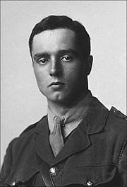 Author photo. Lt. Col. William Rixon Bucknall (photo 1916)