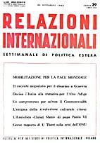 39. 27-53 : Relazioni Internazionali dal 2…