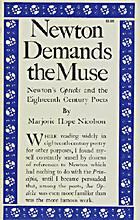 Newton demands the muse;: Newton's…