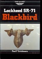 Lockheed Sr-71 Blackbird by Paul Crickmore