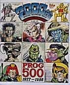 2000 AD # 500