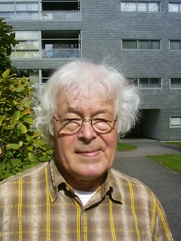 Author photo. Cornelis Dirk Andriesse in 2011 [credit: Pimvantend of Wikipedia]