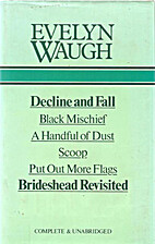 Selected Works by Evelyn Waugh