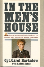 In the Men's House: An Inside Account of…