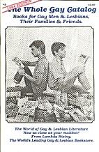 The Whole Gay Catalog #2 by Lambda Rising