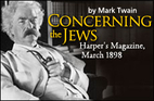 Concerning the Jews by Mark Twain