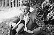 Author photo. Ambrose Bierce