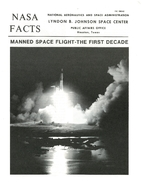 Manned Space Flight - The First Decade. by…