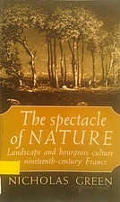 The Spectacle of Nature: Landscape and…