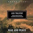 War and Peace [Audible] by Leo Tolstoy