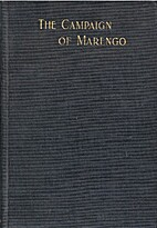 The campaign of Marengo: With comments by…