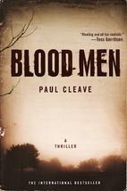 Blood Men by Paul Cleave