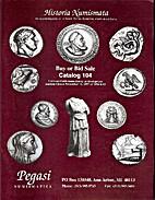 Buy or Bid Sale Catalog 104 by Historia…