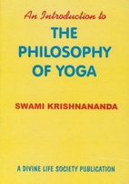 An Introduction to the Philosophy of Yoga by…