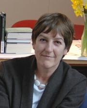 Author photo. Clare Hall