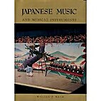 Japanese music and musical instruments by…