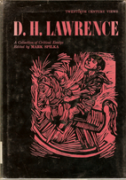 D. H. Lawrence: a collection of critical…