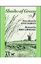 Shades of Green by Anne Harvey