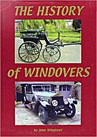 The History of Windovers by Jane Hutchinson