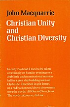 Christian unity and Christian diversity by…