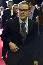 Author photo. John Safran at the Melbourne International Film Festival 2009 Opening Night Red Carpet.